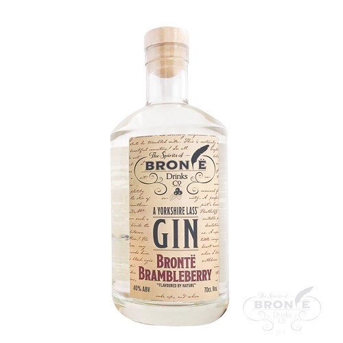 Bronte Brambleberry Gin The Yorkshire Lass