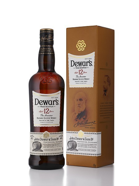 Dewar's 12 Year Whisky