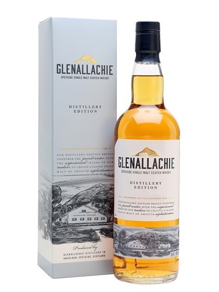 Glenallachie Distillery Edition Single Malt Whisky