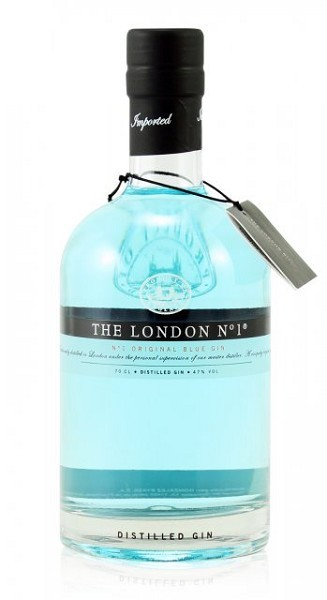 The London No 1 Blue Gin