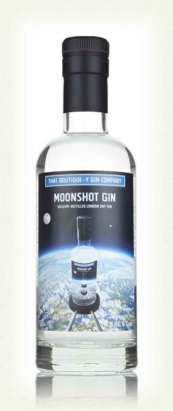 Boutique y Gin Moonshot Gin