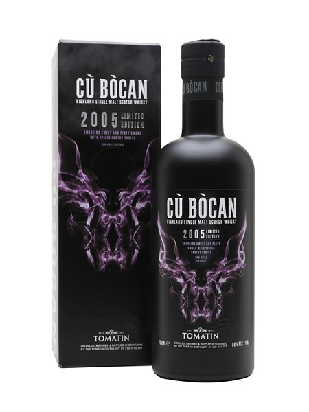Tomatin Cu Bocan - 2005 Limited Edition