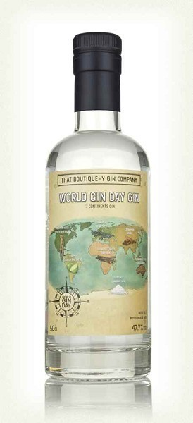 Boutique y Gin World Gin Day