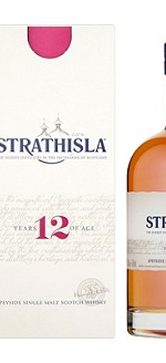 Strathisla 12yr - Single Malt Whisky