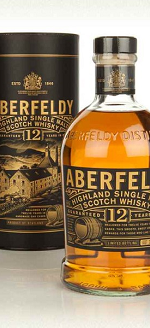 Aberfeldy 12yr - Single Malt Whisky
