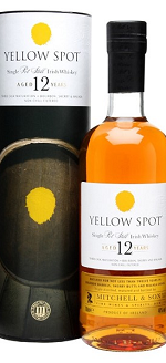 Yellow Spot Single Pot Still Irish Whiskey