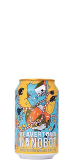 Beavertown Nanobot Super Session IPA