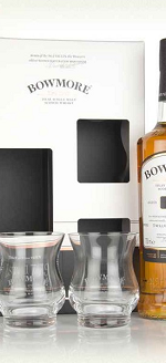 BOWMORE12YR GIFT GLASS PACK