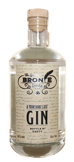 Bronte The Yorkshire Lass Gin