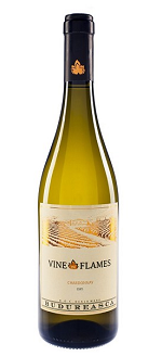 Budureasca Vine In Flames Chardonnay
