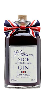 William Chase - Sloe Mulberry Gin 50cl