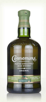 CONNEMARA PEATED IRISH SINGLE MALT WHISKEY