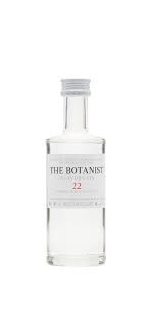 The Botanist Gin Miniature