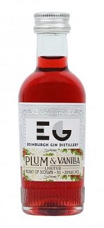 Edinburgh Gin Plum & Vanilla Miniature