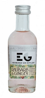 EDINBURGH Gin Rhubarb Ginger Miniature
