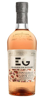Edinburgh Gin Pomegranate and Rose
