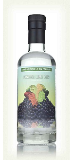 Boutique y Gin Finger Lime Gin