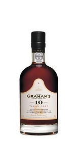 GRAHAM'S 10YR TAWNY PORT