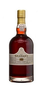GRAHAM'S 40YR TAWNY PORT