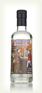 Boutique y Gin Swedish Herno Rose gin