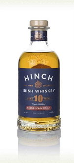 HINCH 10YR SHERRY CASK IRISH WHISKEY