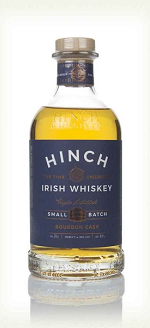HINCH BOURBON CASK SNALL BATCH IRISH WHISKEY