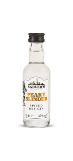 Peaky Blinder Spiced Dry Gin Miniature