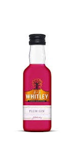 JJ WHITLEY Plum Gin Miniature