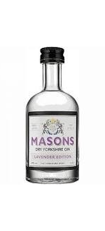 Masons Lavender Edition Gin Miniature