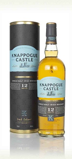 KNAPPOGUE CASTLE 12YR IRISH SINGLE MALT WHISKEY