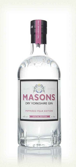 MASONS DRY YORKSHIRE GIN PEPPERED PEAR