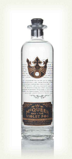 MCQUEEN AND THE VIOLET FOG GIN