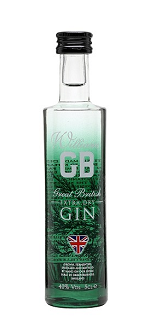 Williams Chase GB Extra Dry Gin Miniature