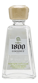 1800 Coconut Tequila Miniature