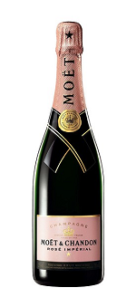 Moet & Chandon - Rose Imperial Champagne