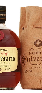 Pampero Aniversario Exclusiva Rum