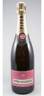Piper Heidsieck - Brut Rose Sauvage Champagne