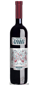 Ranina Mukuzani Dry Red Wine