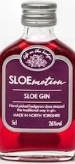 Sloemotion Sloe Gin Miniature