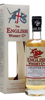 The English Whisky Co. Chapter 14 Single Malt Whis