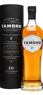 Tamdhu 10yr - Single Malt Whisky