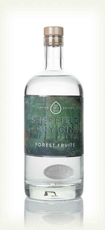 SHEFFIELD DRY GIN FOREST FRUITS