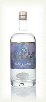 SHEFFIELD DRY GIN ROSE AND JASMINE GIN