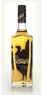 WILD TURKEY AMERICAN HONEY