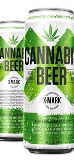 X-MARK Cannabis Beer