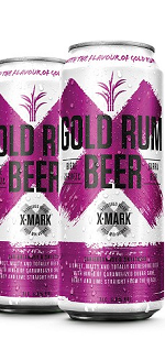 X-MARK Gold Rum Beer