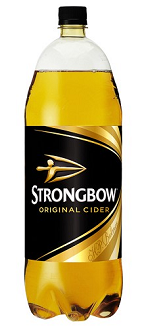 Strongbow Original Cider 2 LTR