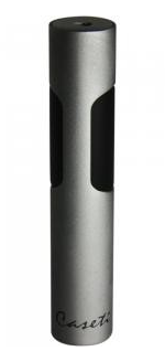 Caseti Jet Flame Lighter Black and Chrome