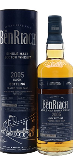 Benriach 14 Year Peated Rum Cask