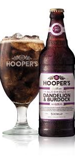Hooper's Dandelion and Burdock